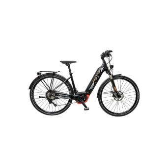 KTM MACINA SPORT XT 11 CX5 Női Easy Entry Elektromos Trekking Kerékpár 2019
