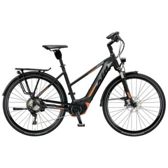 KTM MACINA STYLE XT 11 CX5 Női Trapéz Elektromos Trekking Kerékpár 2019