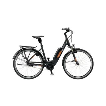 KTM MACINA CENTRAL+ RT 8 A+5 Női Elektromos Kerékpár 2019