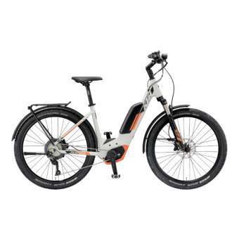 KTM MACINA SCOUT LFC Női Elektromos Kerékpár 2019