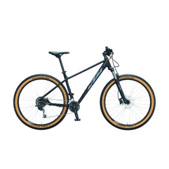 Ktm Ultra Fun 29 black matt (grey+gold) Férfi MTB Kerékpár 2021