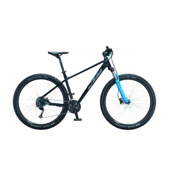 Ktm Chicago Disc 291 metallic black (grey+blue) Férfi MTB Kerékpár 2021