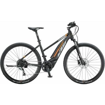 KTM MACINA CROSS 520 TRAPÉZ 2020 Női Elektromos Cross Trekking Kerékpár