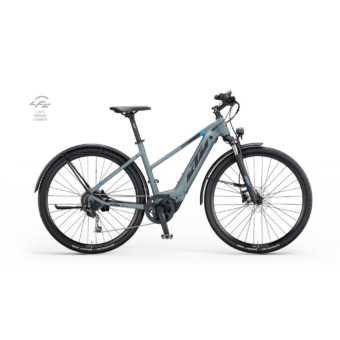 KTM MACINA CROSS LFC TRAPÉZ 2020 Női Elektromos Cross Trekking Kerékpár