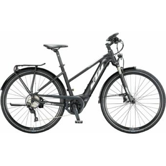 KTM MACINA SPORT 510 TRAPÉZ 2020 Női Elektromos Trekking Kerékpár