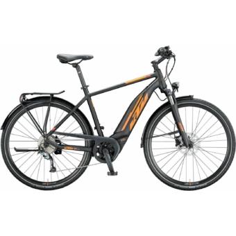 KTM MACINA SPORT 520 TRAPÉZ 2020 Női Elektromos Trekking Kerékpár