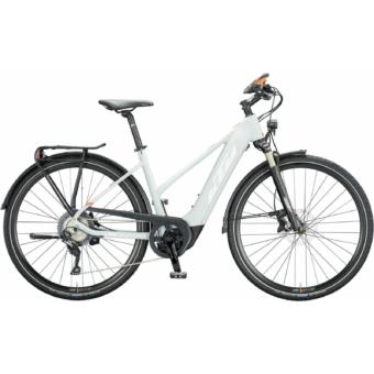 KTM MACINA SPORT 620 TRAPÉZ 2020 Női Elektromos Trekking Kerékpár