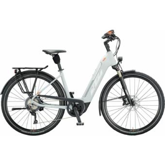 KTM MACINA STYLE 620 EASY ENTRY 2020 Női Elektromos Trekking Kerékpár