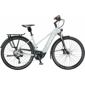 KTM MACINA STYLE 620 TRAPÉZ 2020 Női Elektromos Trekking Kerékpár