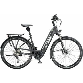KTM MACINA STYLE 630 TRAPÉZ 2020 Női Elektromos Trekking Kerékpár