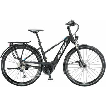 KTM MACINA TOUR 510 TRAPÉZ 2020 Női Elektromos Trekking Kerékpár