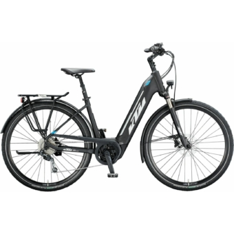 KTM MACINA TOUR 510 EASY ENTRY 2020 Női Elektromos Trekking Kerékpár
