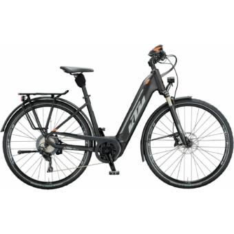 KTM MACINA STYLE 610 TRAPÉZ 2020 Női Elektromos Trekking Kerékpár