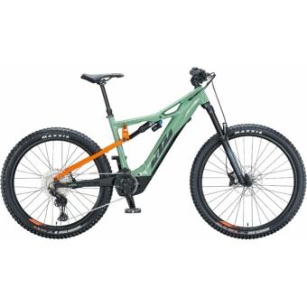 KTM MACINA KAPOHO 2972 Férfi Elektromos Összteleszkópos Enduró MTB Kerékpár 2021