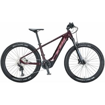 KTM MACINA TEAM 272 GLORIOUS Női Elektromos MTB Kerékpár 2021