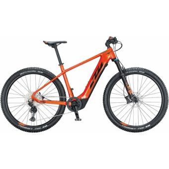 KTM MACINA TEAM 291 Férfi Elektromos MTB Kerékpár 2021