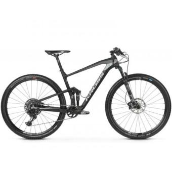 """Kross Earth 4.0 29"""" Férfi Összteleszkópos MTB Kerékpár 2019"""