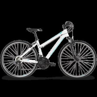 Kross Evado 1.0 Női Cross Trekking Kerékpár 2019 - Több színben