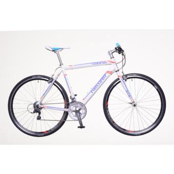 Neuzer Courier DT Fitnesz kerékpár - fekete színben