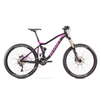 """ROMET TOOL 1 2019 27,5"""" Összteleszkópos Kerékpár"""