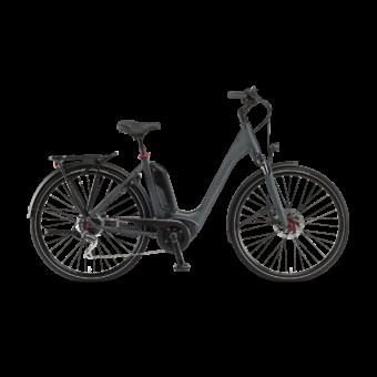 "Winora Tria 8 400 26"" Dullgray Matt EASY ENTRY Unisex Elektromos Trekking Kerékpár 2021"