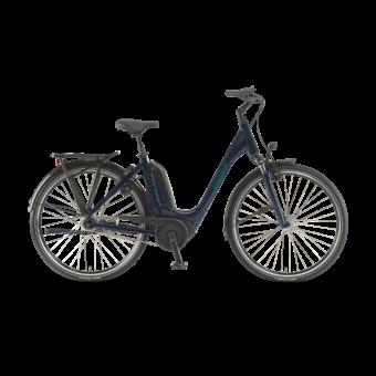 "Winora Tria N7 400 28"" Midnightblue EASY ENTRY Unisex Elektromos Városi Kerékpár 2021"