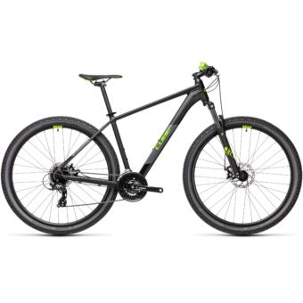 "CUBE AIM BLACK´N´GREEN 27,5"" Férfi MTB Kerékpár 2021"