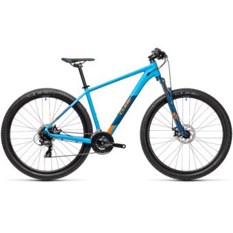 "CUBE AIM BLUE´N´ORANGE 27,5"" Férfi MTB Kerékpár 2021"