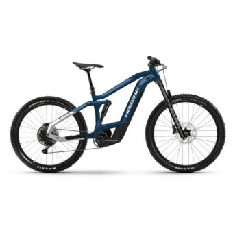 Haibike AllMtn 3 Blue Férfi Elektromos Összteleszkópos MTB Kerékpár 2021
