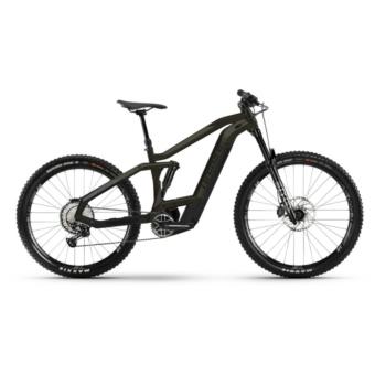 Haibike AllMtn 5 2021 Férfi elektromos összteleszkópos kerékpár