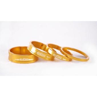 a2Z AD-181 hézagoló gyűrű szett [arany]