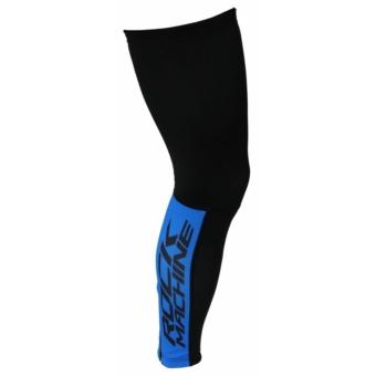 Rock Machine Team lábmelegítő [fekete-kék, M]
