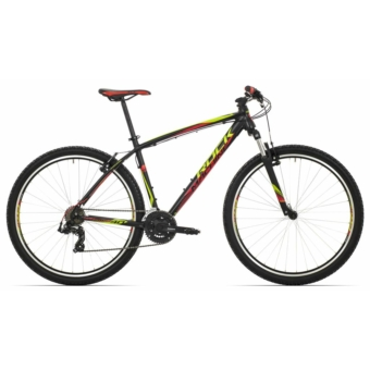 Rock Machine Manhattan 40-29 XC kerékpár matt fekete
