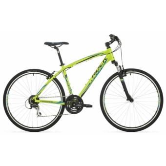 Rock Machine Crossride 200 cross kerékpár matt sárga