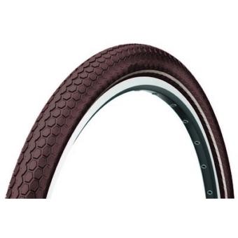 Continental gumiabroncs kerékpárhoz 50-559 RetroRide 26x2,0 barna/barna, reflektoros