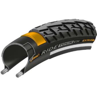 Continental gumiabroncs kerékpárhoz 42-635 RIDE Tour 28x1 1/2 fekete/fekete