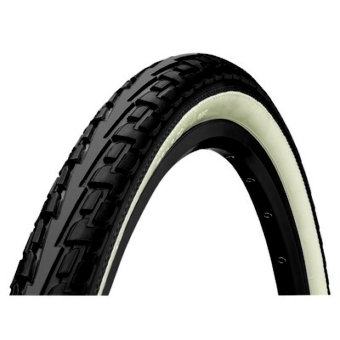 Continental gumiabroncs kerékpárhoz 47-406 RIDE Tour 20x1,75 fekete/fehér