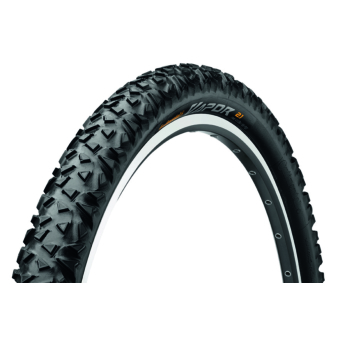 Continental gumiabroncs kerékpárhoz 54-559 Vapor 26x2,1 fekete