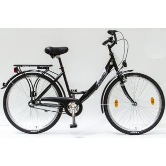 """CSEPEL BUDAPEST """"A"""" 26/17 N3 Agyváltós Városi Kerékpár - Több színben"""