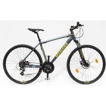 Csepel WOODLANDS CROSS 700C 28/19 1.1 21SP M kerékpár - 2020