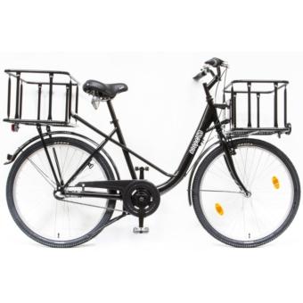 Csepel PICK UP 26/19 N3 18 KOSÁRRAL kerékpár - 2020