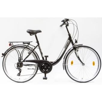 """Schwinn-Csepel BUDAPEST B 26/18"""" 7SP 19 női kerékpár - 2020 - Több színben"""