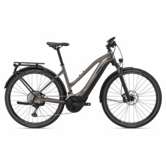Giant Explore E+ 0 Pro STA 2021 Női elektromos trekking kerékpár