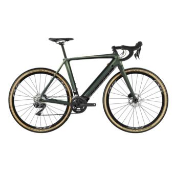 Gepida CASSIS GRAVEL 28 M20S Férfi Elektromos Gravel Kerékpár 2020