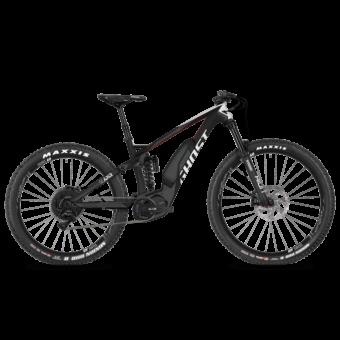 Ghost Hybride SL AMR S4.7+ LC Férfi Elektromos Összteleszkópos MTB Kerékpár 2019