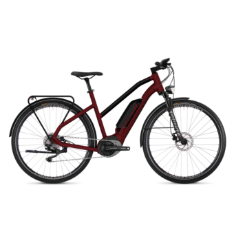 Ghost Hybride Square Trekking B4.8 AL W 2019 Női Elektromos Cross/ Trekking/ Városi-City kerékpár
