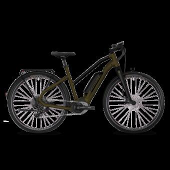 Ghost Hybride Square Trekking B6.8 AL W 2019 Női Elektromos Cross/ Trekking/ Városi-City kerékpár