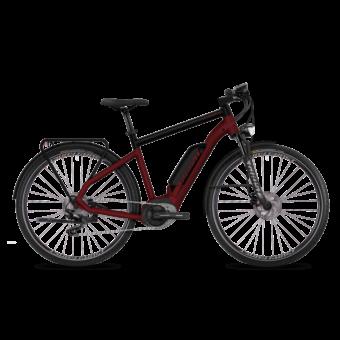 Ghost Hybride Square Trekking B4.8 AL U 2019 Elektromos Cross/ Trekking/ Városi-City kerékpár