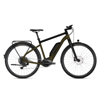 Ghost Hybride Square Trekking B6.8 AL U 2019 Elektromos Cross/ Trekking/ Városi-City kerékpár