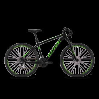 Ghost Kato 2.7 AL U Férfi MTB kerékpár 2019 - Night Black Riot Green